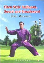 Buch Chen-Stil Taijiquan, Lernbuch Alter Rahmen 1, Schwert und Broadsword